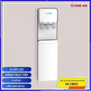 may loc nuoc nong lanh karofi HC18RO 1 1