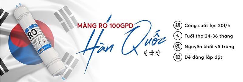 Màng Ro Karofi 100GPD Hàn Quốc
