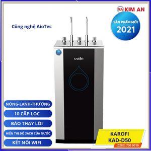 may loc nuoc nong lanh karofi KAD D50 1