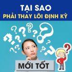 TAI SAO PHAI THAY LOI DINH KY